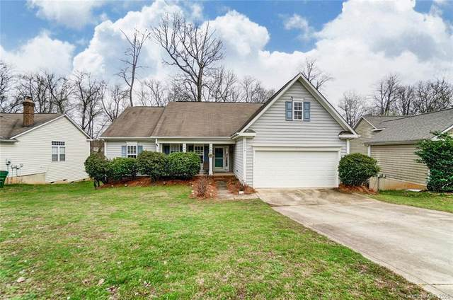 11710 Long Forest Drive, Charlotte, NC 28269 (#3597510) :: Carver Pressley, REALTORS®
