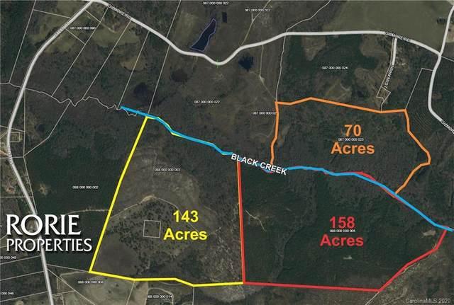 1000 Steen Road, Pageland, SC 29728 (#3597544) :: Besecker Homes Team