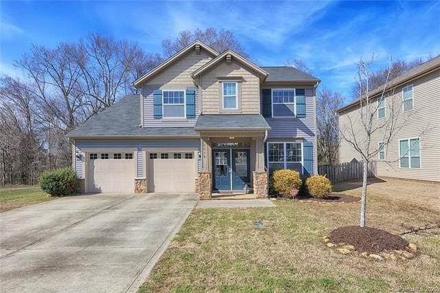 2519 Botanical Court NW, Concord, NC 28027 (#3597644) :: Besecker Homes Team