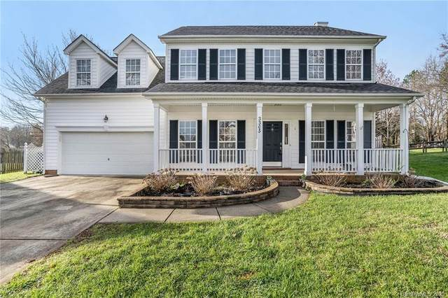 3305 Dunfield Court, Charlotte, NC 28269 (#3597647) :: LePage Johnson Realty Group, LLC