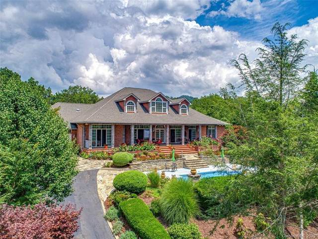 382 Clearview Drive #16-19 & PT #15, Waynesville, NC 28785 (#3597695) :: High Performance Real Estate Advisors