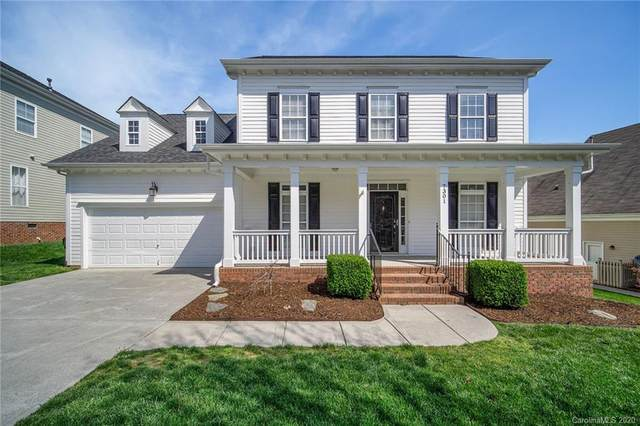 7301 Atwater Lane, Charlotte, NC 28269 (#3597837) :: LePage Johnson Realty Group, LLC