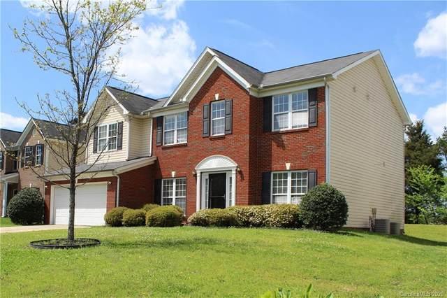 2521 Waters Vista Circle, Charlotte, NC 28213 (#3597888) :: Keller Williams South Park