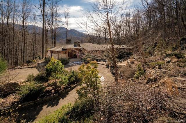 202 Cook Cove Road, Weaverville, NC 28787 (#3597894) :: LePage Johnson Realty Group, LLC