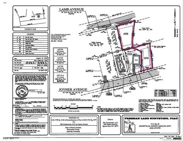 12 Lamb Avenue B2, B3, Asheville, NC 28806 (#3597947) :: Exit Realty Vistas