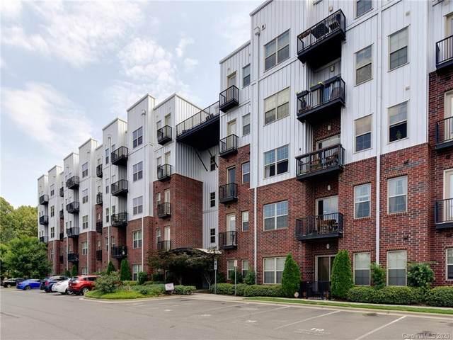 2338 Yadkin Avenue #205, Charlotte, NC 28205 (#3597999) :: LePage Johnson Realty Group, LLC
