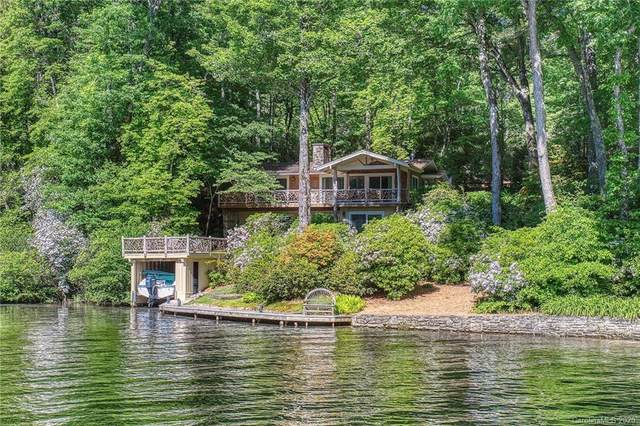886 North East Shore Drive 31R, Lake Toxaway, NC 28747 (#3598040) :: MartinGroup Properties
