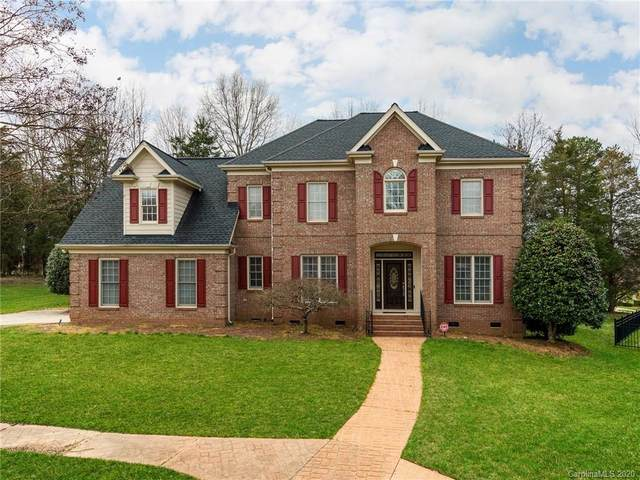 6204 Glengarrie Lane, Huntersville, NC 28078 (#3598070) :: Carolina Real Estate Experts