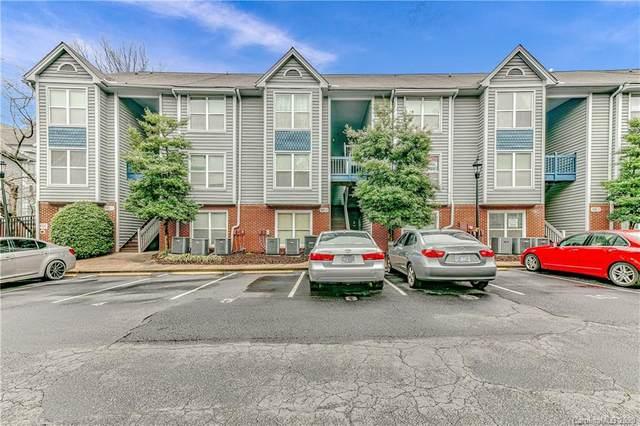 505 N Graham Street 2D, Charlotte, NC 28202 (#3598239) :: LePage Johnson Realty Group, LLC