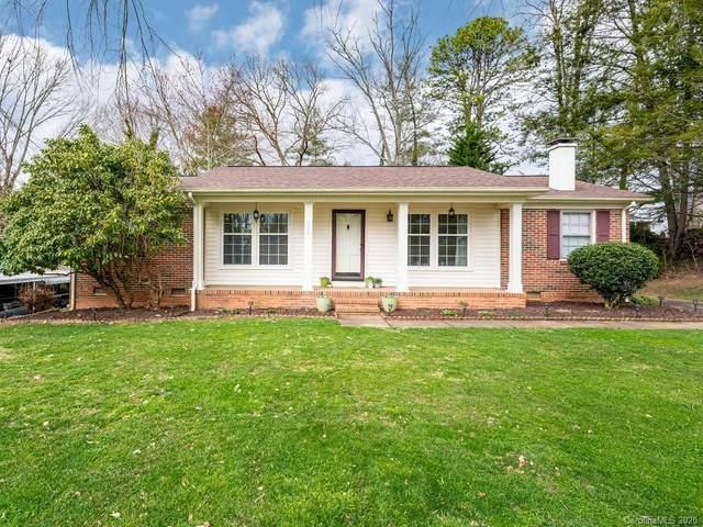 210 Summerglen Drive, Asheville, NC 28806 (#3598369) :: High Performance Real Estate Advisors
