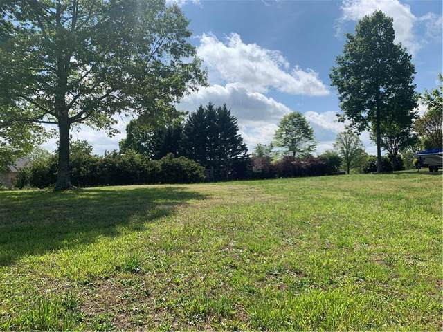 Lot #4 Lake Vista Lane #4, Taylorsville, NC 28681 (#3598377) :: Love Real Estate NC/SC