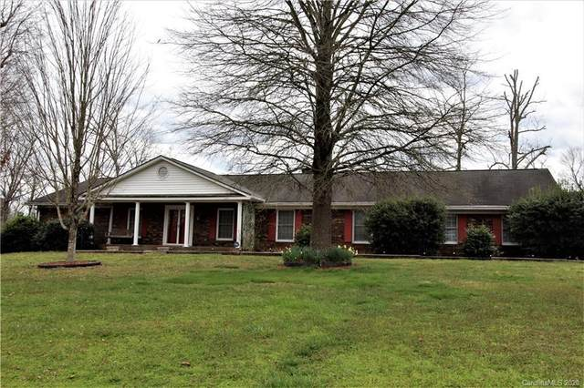 689 Ansonville-Polkton Road, Wadesboro, NC 28170 (#3598406) :: Stephen Cooley Real Estate Group