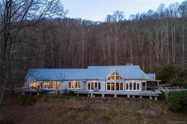 1385 Broom Road, Tuckasegee, NC 28783 (#3598489) :: MOVE Asheville Realty