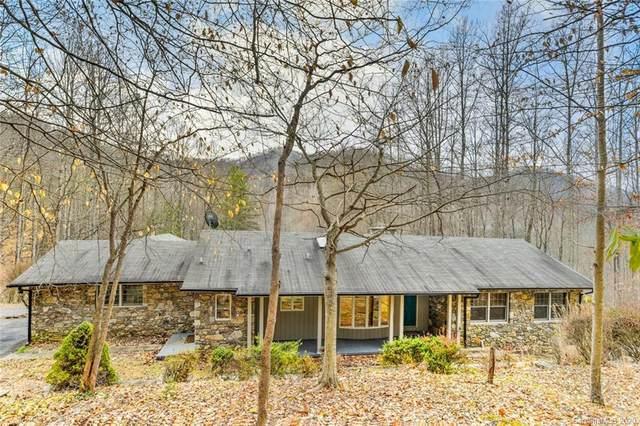 678 N Fork Road, Barnardsville, NC 28709 (#3598502) :: Keller Williams Professionals