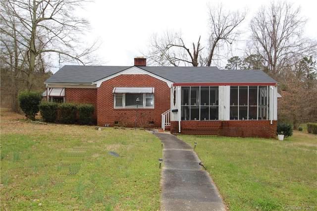 1300 Center Street, Wadesboro, NC 28170 (#3598553) :: Robert Greene Real Estate, Inc.