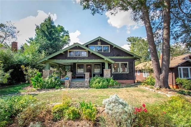 62 Henrietta Street, Asheville, NC 28801 (#3598582) :: Rinehart Realty