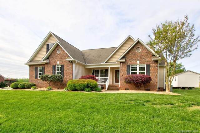 1034 Timber Spring Lane, Salisbury, NC 28147 (#3598599) :: High Performance Real Estate Advisors