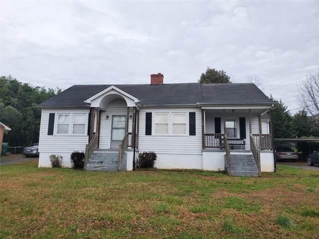 322 S Brady Avenue, Newton, NC 28658 (#3598785) :: Exit Realty Vistas
