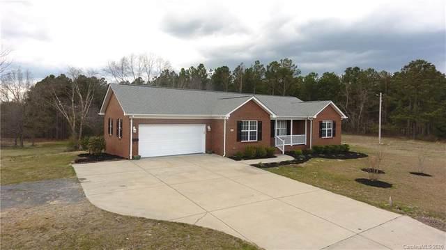 8640 Nc 742 Highway S, Wadesboro, NC 28170 (#3598891) :: Robert Greene Real Estate, Inc.