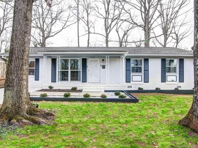 4508 Ivanhoe Place, Charlotte, NC 28205 (#3599115) :: LePage Johnson Realty Group, LLC