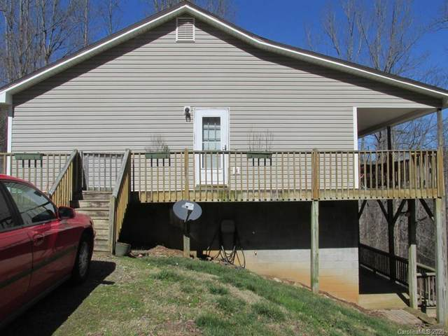 1165 Nicholson Cove Road, Cullowhee, NC 28723 (#3599231) :: MartinGroup Properties