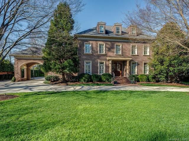 3932 Arbor Way, Charlotte, NC 28211 (#3599253) :: MartinGroup Properties