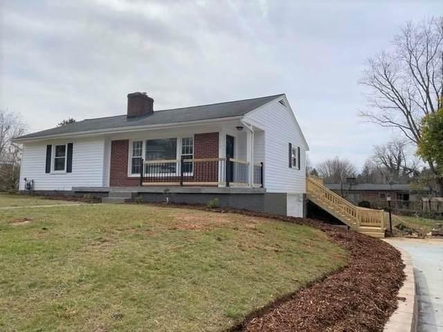 713 Circle Drive NE, Lenoir, NC 28645 (#3599290) :: Scarlett Property Group
