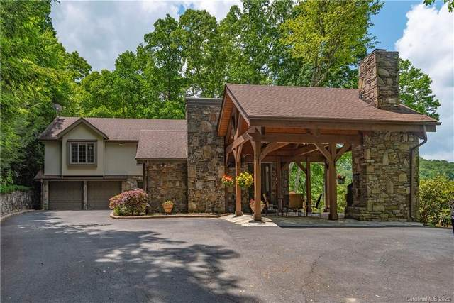 260 Big Bear Road, Waynesville, NC 28786 (#3599485) :: Rinehart Realty