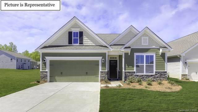5010 Grand Champion Court, Iron Station, NC 28080 (#3599566) :: The Sarver Group