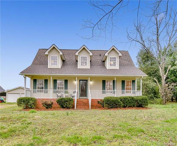 3518 Parkwood School Road, Monroe, NC 28112 (#3599569) :: LePage Johnson Realty Group, LLC