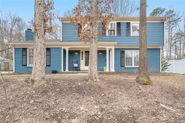 822 Winter Wood Drive, Matthews, NC 28105 (#3599576) :: Rinehart Realty