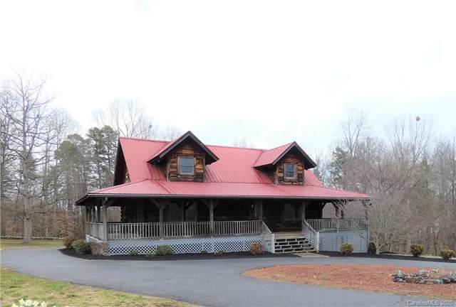 909 Mocksville Highway, Statesville, NC 28625 (#3599581) :: Carlyle Properties