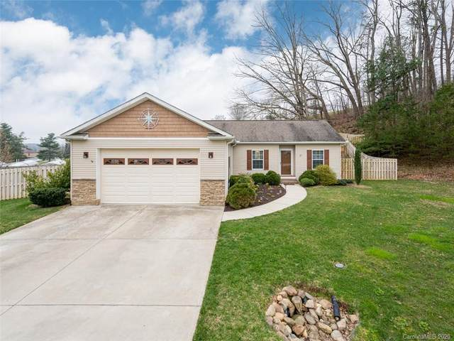 21 Little Pole Creek Drive #10, Candler, NC 28715 (#3599614) :: Wilkinson ERA Real Estate