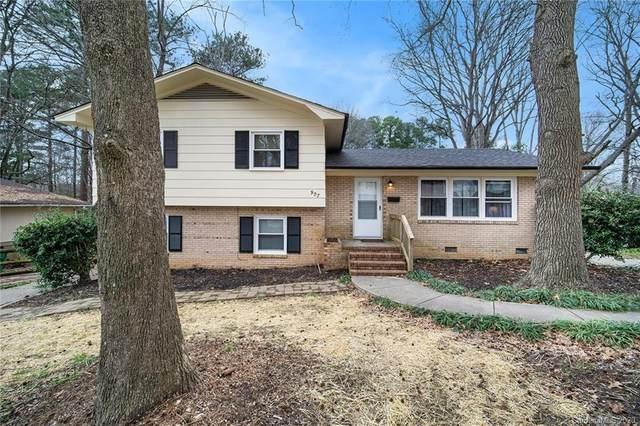 907 Log Cabin Road, Charlotte, NC 28213 (#3599845) :: Exit Realty Vistas