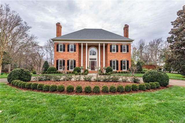 6733 N Baltusrol Lane, Charlotte, NC 28210 (#3599960) :: Stephen Cooley Real Estate Group