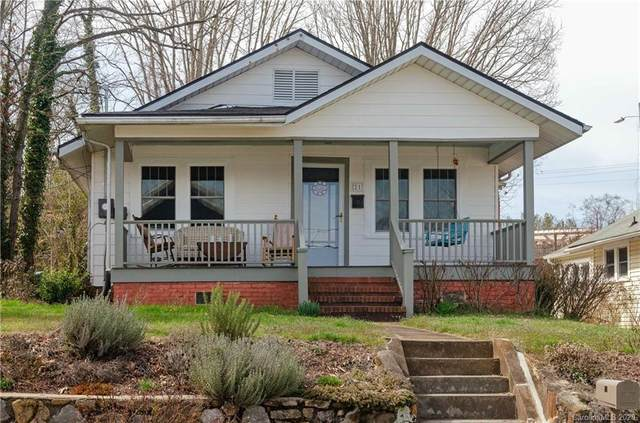 21 Nevada Avenue, Asheville, NC 28806 (#3600075) :: Exit Realty Vistas