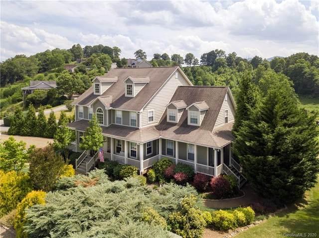 318 Everview Lane, Waynesville, NC 28785 (#3600111) :: MartinGroup Properties