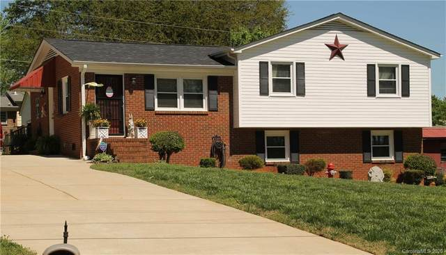 805 Freedom Mill Road, Gastonia, NC 28052 (#3600157) :: LePage Johnson Realty Group, LLC