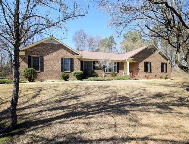 2 Selma Place, Wadesboro, NC 28170 (#3600323) :: Robert Greene Real Estate, Inc.