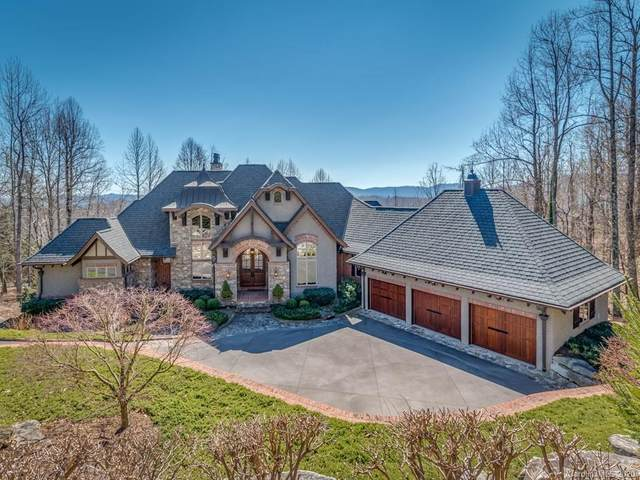 307 Piney Knoll Lane, Hendersonville, NC 28739 (#3600409) :: MartinGroup Properties