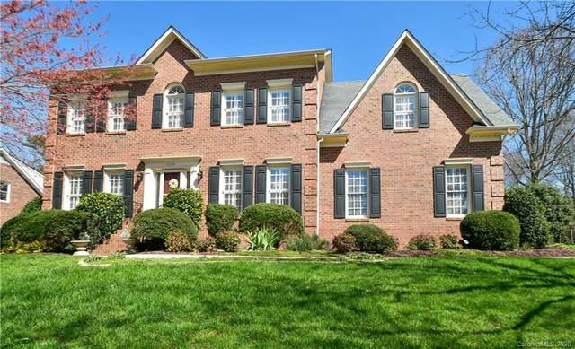 10514 Oak Pond Circle, Charlotte, NC 28277 (#3600522) :: Stephen Cooley Real Estate Group