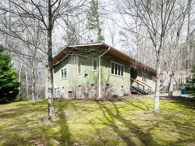 301 Hidden Valley Drive, Pisgah Forest, NC 28768 (#3600679) :: LePage Johnson Realty Group, LLC
