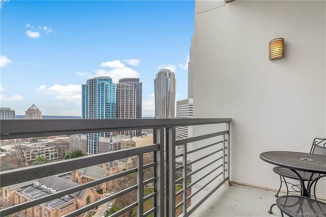 333 W Trade Street #1801, Charlotte, NC 28202 (#3600717) :: LePage Johnson Realty Group, LLC