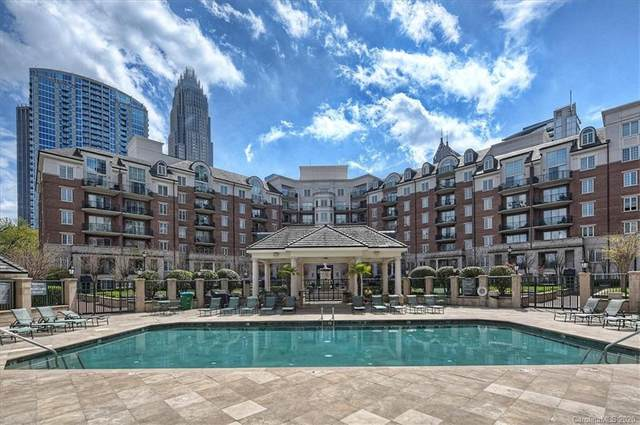 300 5th Street #410, Charlotte, NC 28202 (#3600797) :: MartinGroup Properties
