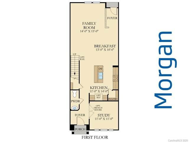 11216 Westbranch Parkway #207, Davidson, NC 28036 (#3600868) :: MartinGroup Properties