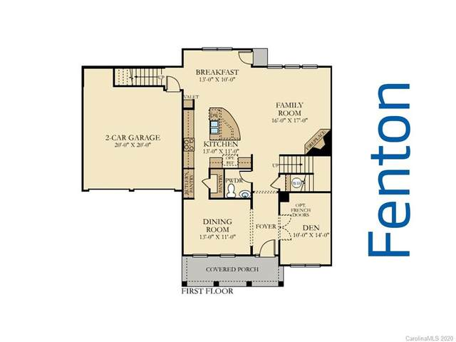 12012 Westbranch Parkway #55, Davidson, NC 28036 (#3600920) :: MartinGroup Properties