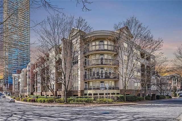 405 7th Street #501, Charlotte, NC 28202 (#3601008) :: LePage Johnson Realty Group, LLC