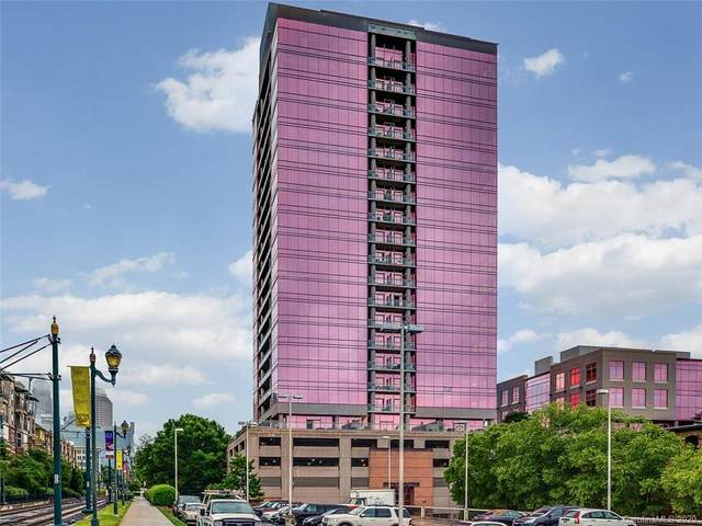 315 Arlington Avenue #1003, Charlotte, NC 28203 (#3601031) :: Scarlett Property Group