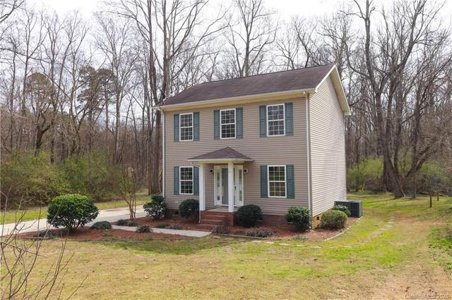 1145 Sunset Drive, Kannapolis, NC 28081 (#3601116) :: Caulder Realty and Land Co.