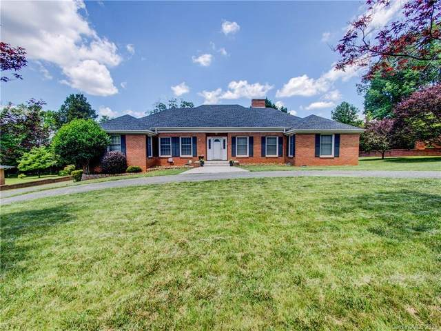 1712 Montclair Avenue, Gastonia, NC 28054 (#3601161) :: Stephen Cooley Real Estate Group